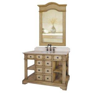 Bathroom Vanity Combos :: Victorian Style Vanity Combo