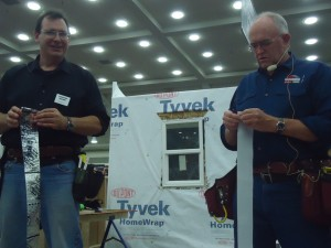 Greg Burnet & Bill Robinson @ the Remodeling Show