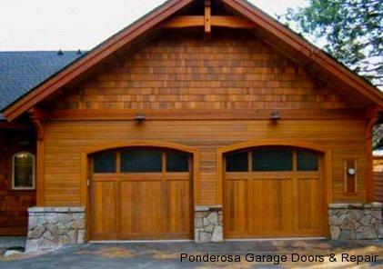 Garage Door Materials Wood & Overview of Garage Door Materials :: Wood Steel Fiberglass and More