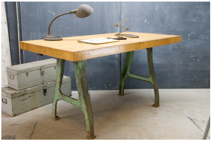 Maple Block Table Modern 50