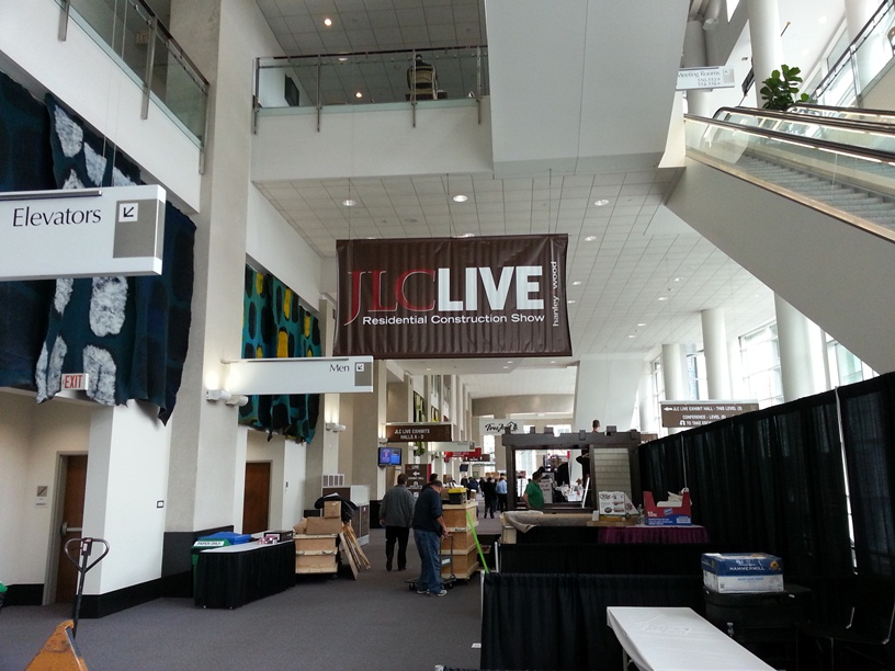 JLC Live Providence Convention Center