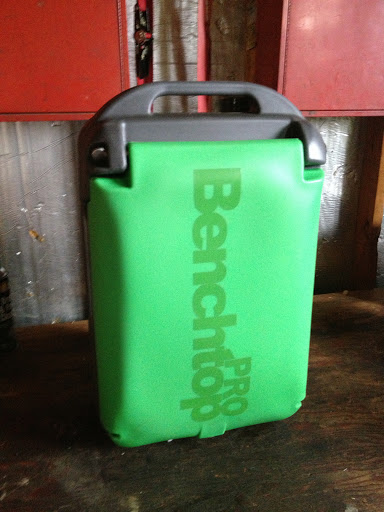 BenchTop Pro Packed for Transport