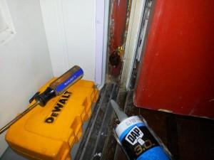 3/4rd inch plunger door contact