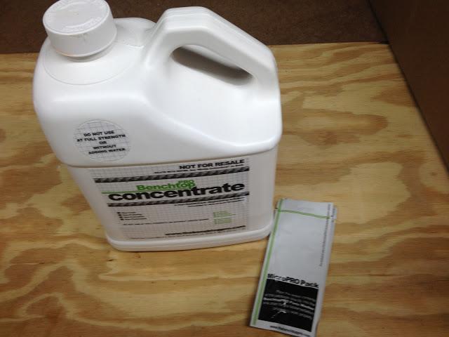 BenchTop Pro Detergent
