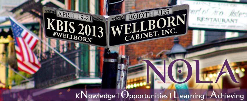 Wellborn Cabinet KBTribeChat