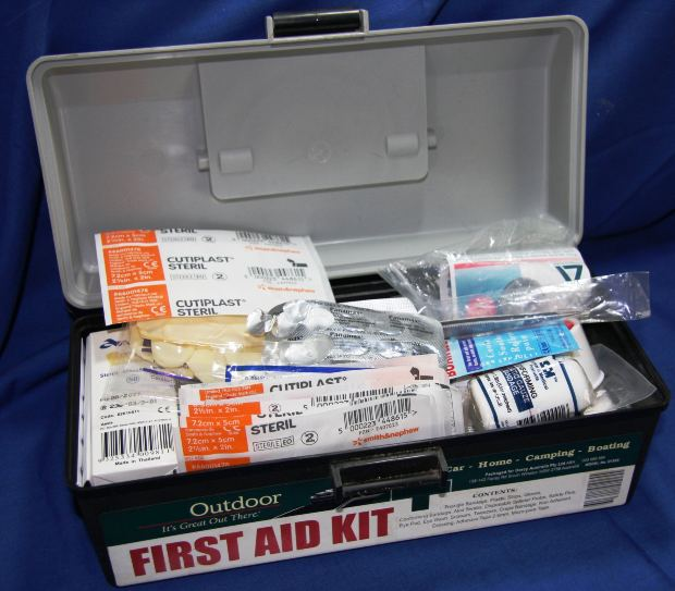 Building a First Aid Kit