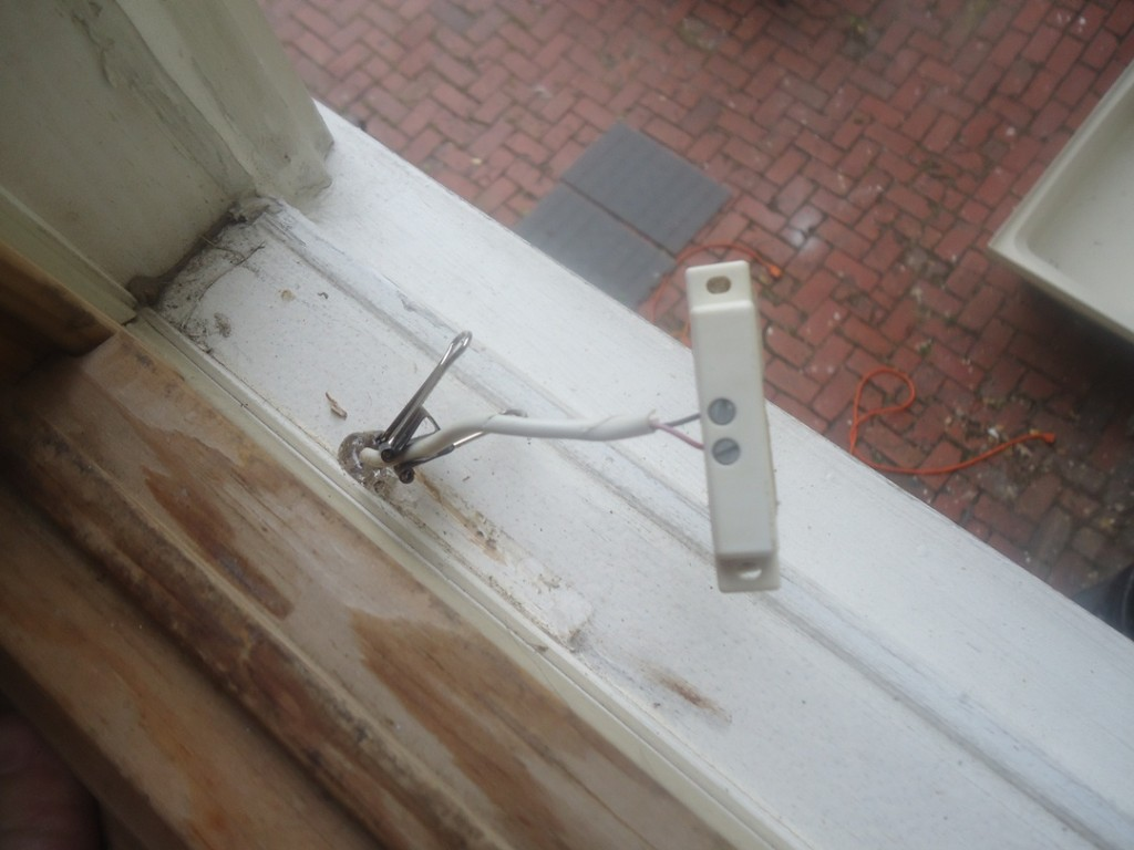 repairing a window contact casement window