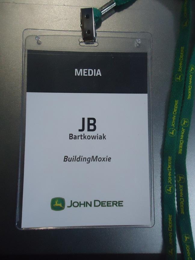 John Deere Media Event