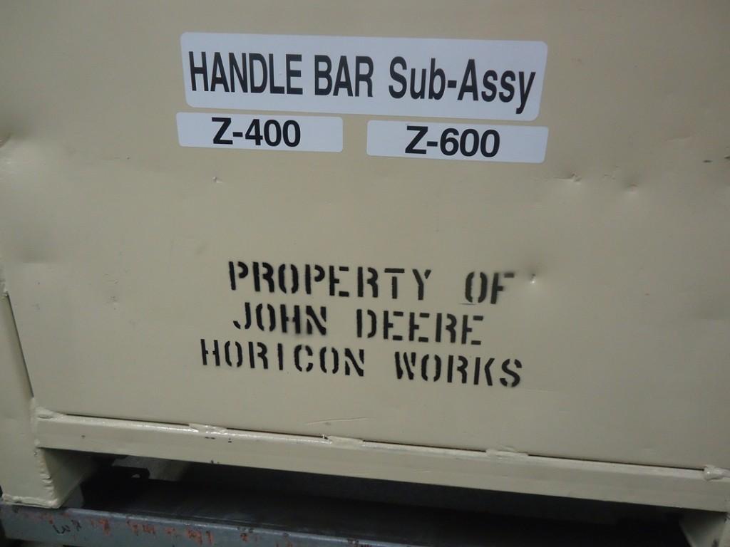 John Deere Horicon Works Assembly