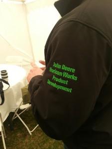 John Deere Product Development