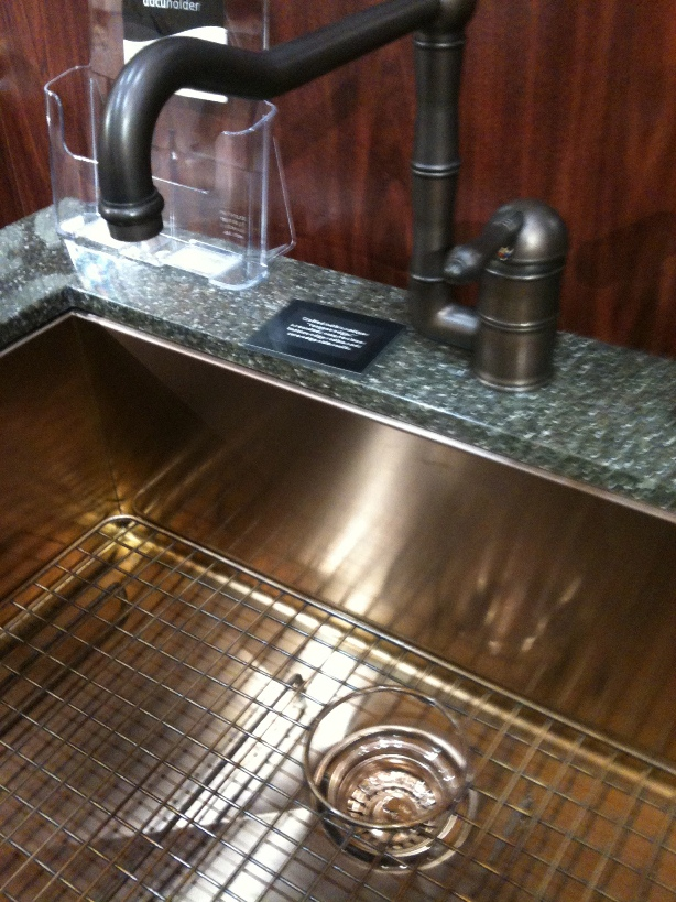 KBIS 2013 Recap :: Rohl Warm Finishes