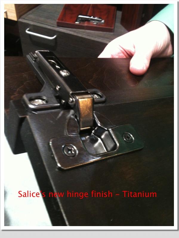 KBIS 2013 Recap :: Salice Hinge