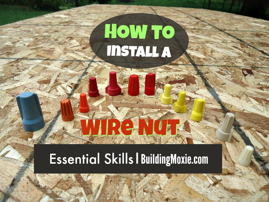 How to Install a Wire Nut