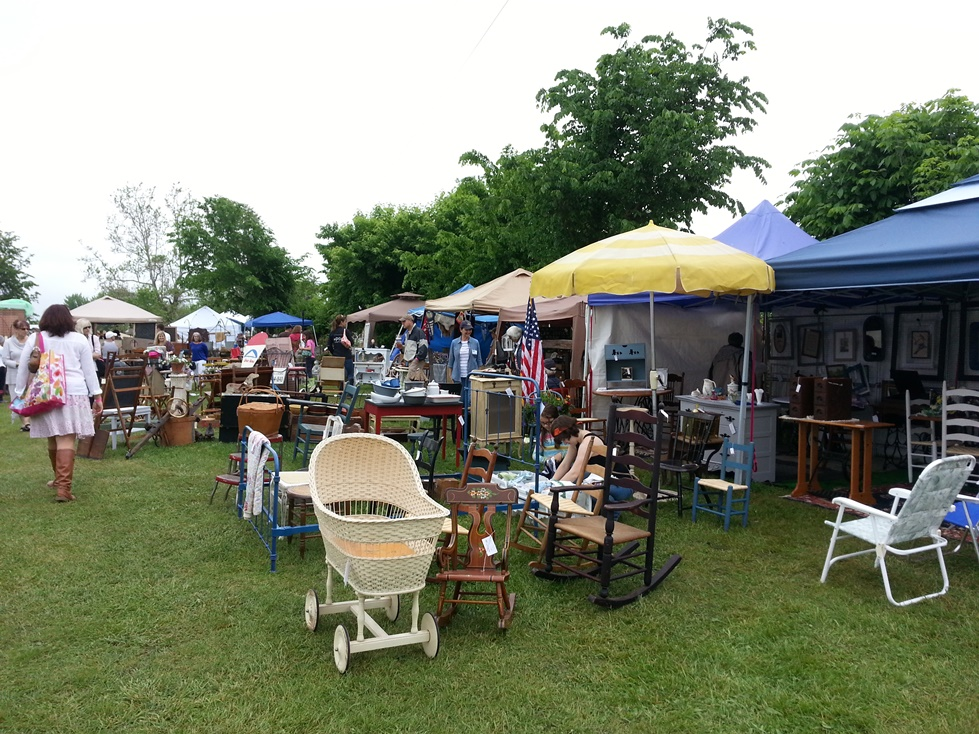 Vendors Lucketts Spring Market 2