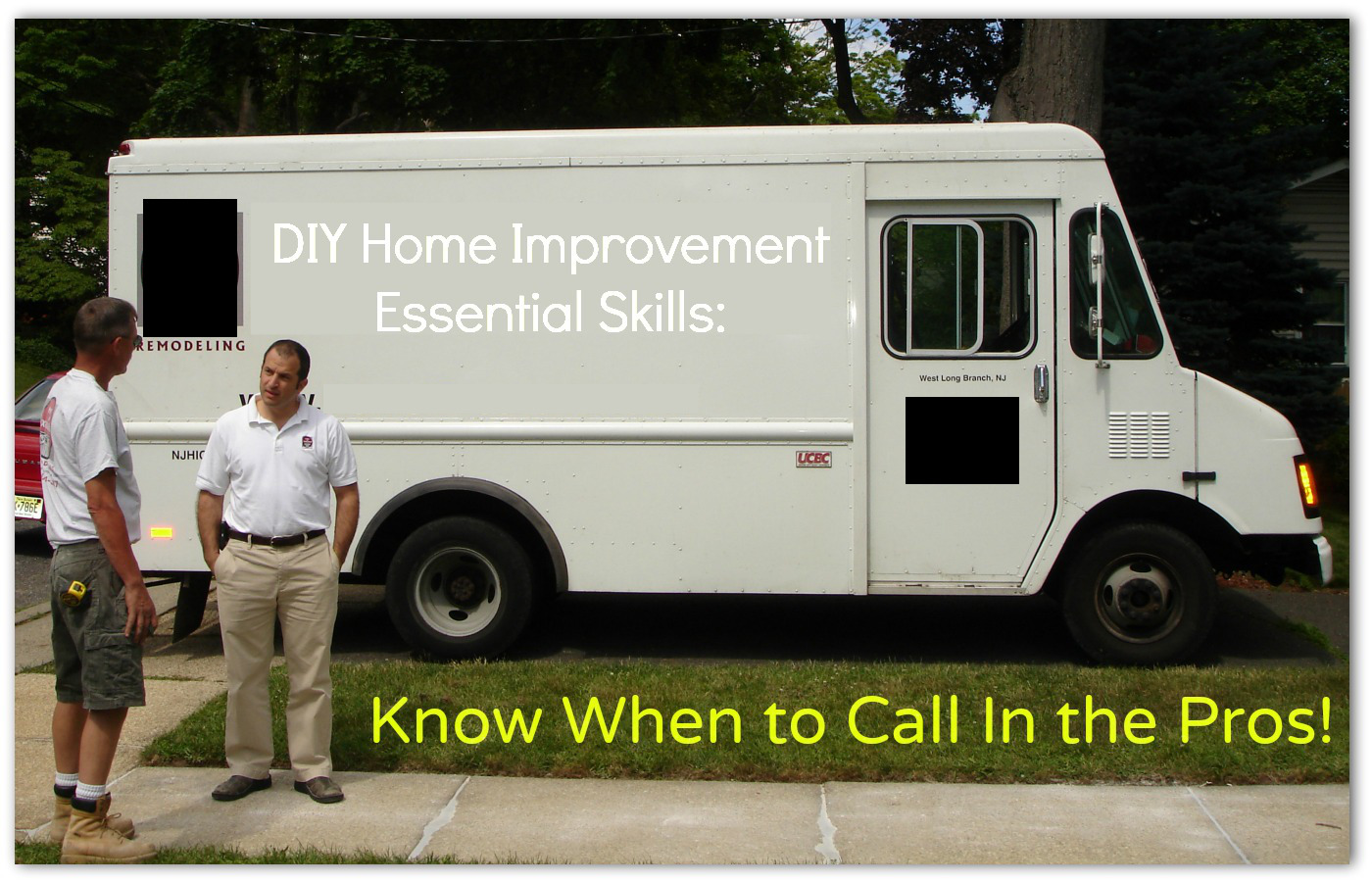 DIY Home Improvement Essential Skills