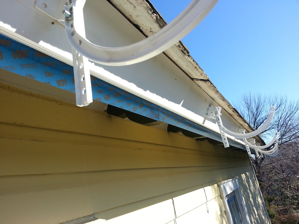 Installing Half Round Gutters History Planning And Prep