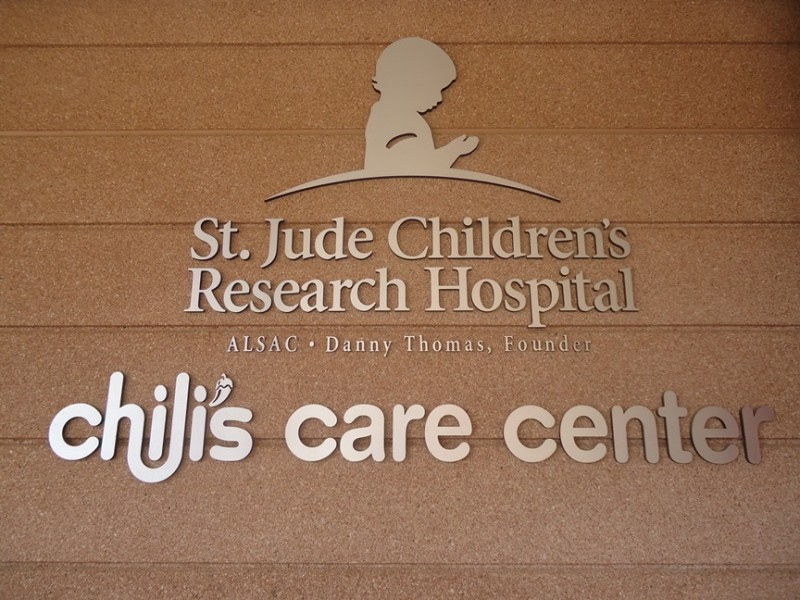 Chilis Care Center St Jude Childrens Research Hospital