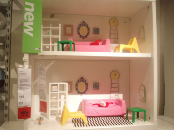 New Ikea Dollhouse