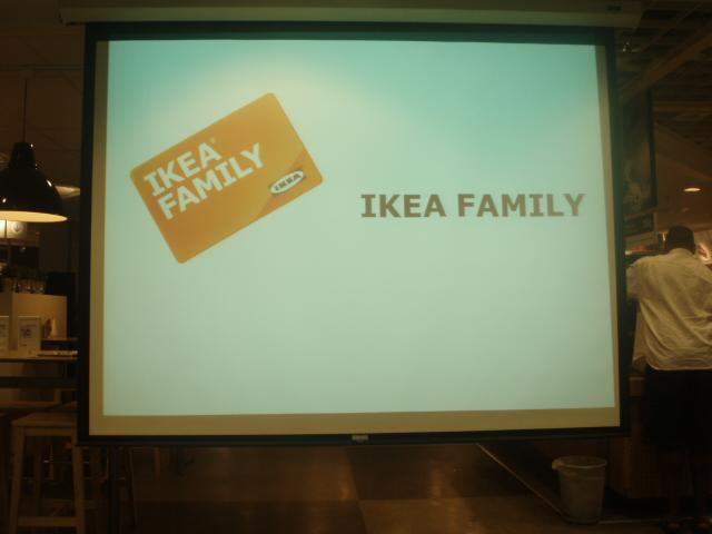 IKEA Family Presentation