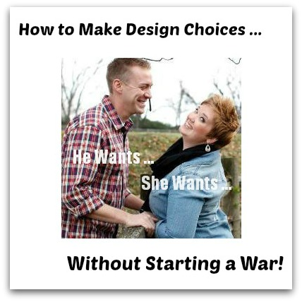 How Make Design Decisions without Starting a War