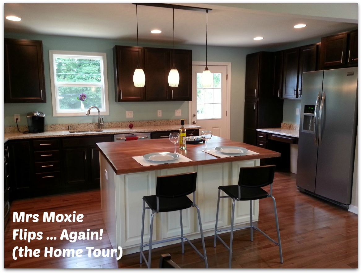 Mrs Moxie's Whole House Remodel