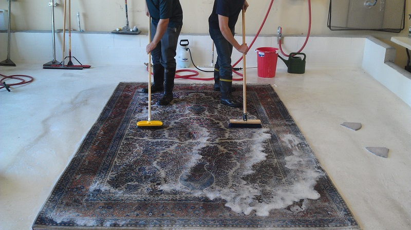 Don Ts In Area Rug Cleaning