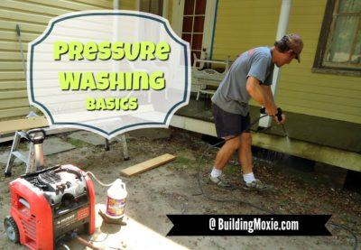 Pressure Washing Basics