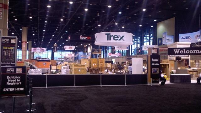2013 Remodeling Show Floor