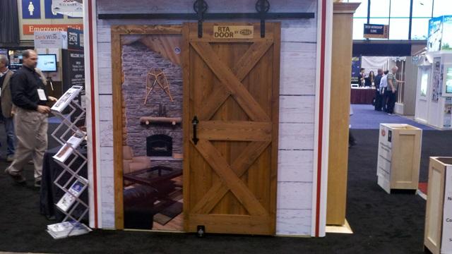CSH Barn Door Hardware