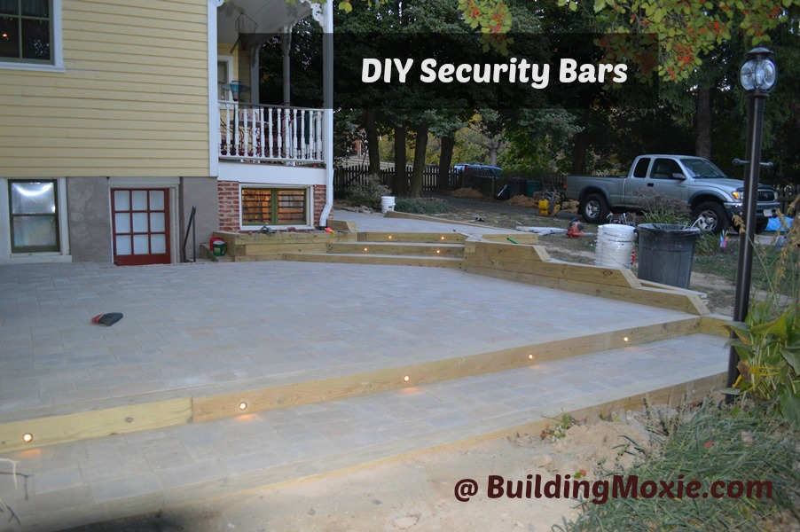 Security Bars After pin #DIY