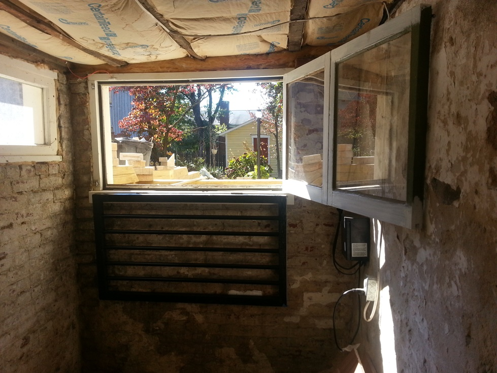 0 diy security bars basement window redo building moxie