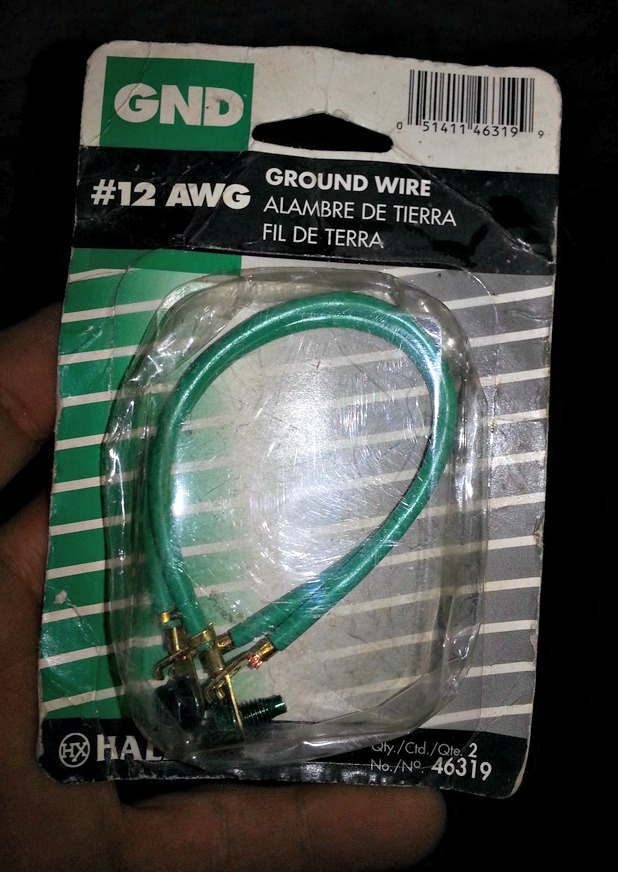 #12 Ground Wire