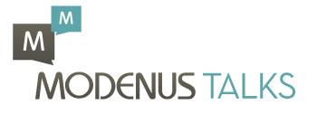 Modenus_Talks