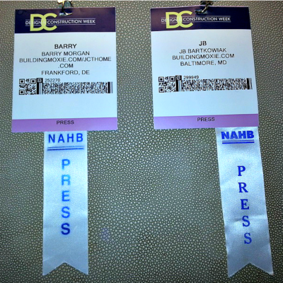 Press Passes Design and Construction Week