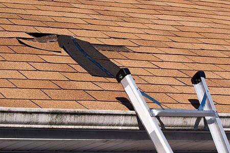 Spring Home Repair :: replacing a three tab shingle