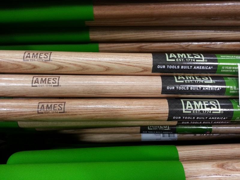 AMES Tools that Built America