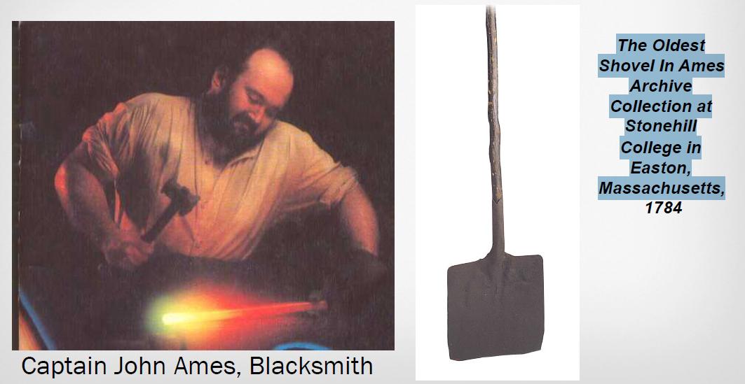 John Ames Ames Archive