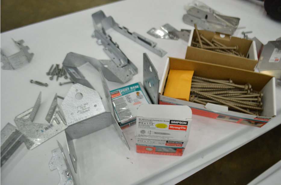 Simpson Strong-Tie Structural Screws at the 2014 Remodeling Show